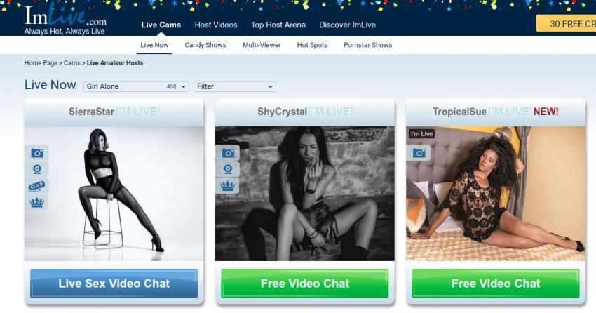 imlive.com screenshot